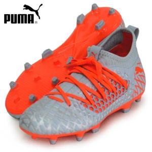 フューチャー 4.3  FG/AG JR PUMA プーマ  ジュニアサッカースパイク19FH(105693-01)|vivasports