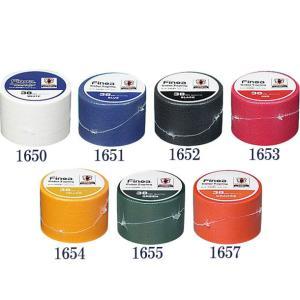 カラーテープ Finoa フィノアボディケアテーピング 固定用非伸縮 カラーテーピング18SS (1650/1/2/3/4/5/6/7)|vivasports