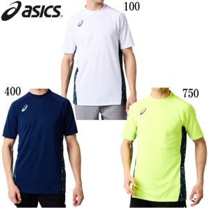 AWCプラクティスショートスリーブトップ asics アシックス プラシャツ19SS(2101A055) vivasports