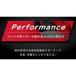 超立体フットサポーター メンズ (L-LLサイズ)  Activital アクティバイタル スポーツ サポーター ソックス 19SS(6103/9067/3997/6110) vivasports 03