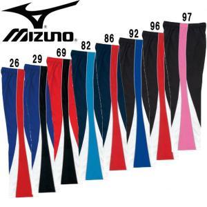 トレーニングクロス(パンツ)  MIZUNO ミズノ トレーニングパンツ 15AW (85FQ110)|vivasports