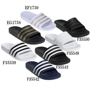 アディレッタ アクア  adidas アディダス スポーツサンダル サンダル ADILETTE 19SS (F35542/F35543/F35549/F35550) vivasports