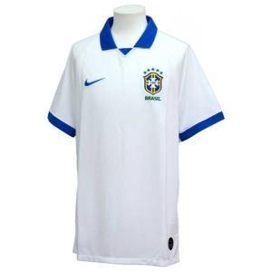 ブラジル代表 CBF BRT CPA S/S ジャージ  NIKE ナイキ ● サッカー  レプリカユニフォーム (AJ5026-100)|vivasports