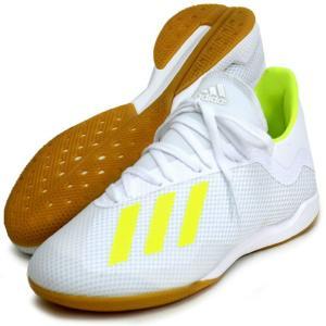 エックス 18.3 IN  adidas アディダス フットサルシューズ X 19Q2(BB9393)|vivasports