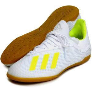 エックス 18.3 IN J  adidas アディダス ジュニア サッカー インドアシューズ X  19SS(BB9397)|vivasports