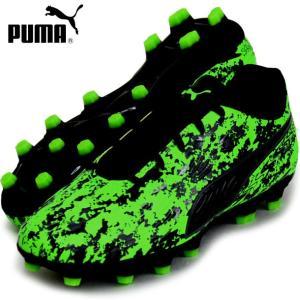 プーマ ワン 19.4 HG JR PUMA プーマ ジュニア サッカースパイク 19SS(105566-02)|vivasports