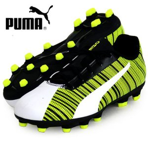 プーマ ワン 5.4 HG JR PUMA プーマジュニア サッカースパイクシューズ19FW (105661-02)|vivasports