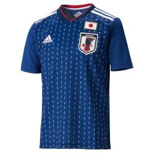 アディダス サッカー 日本代表 2018 ホーム レプリカユニフォーム 半袖 KIDS  杉本健勇 13|vivasports