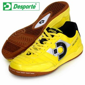 サンルイス SI II Desporte デスポルチ フットサルシューズ インドア18FW(DS1436-DYEL/BLK)|vivasports