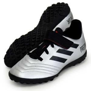 プレデター 19.4 TF J ベルクロ  adidas アディダス ジュニア サッカートレーニングシューズ PREDATOR 19Q4(EG2833)|vivasports