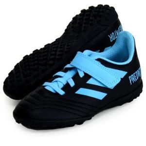 プレデター 19.4 TF J ベルクロ adidas アディダス ジュニア サッカートレーニングシューズ PREDATOR 19Q3(G25827)|vivasports