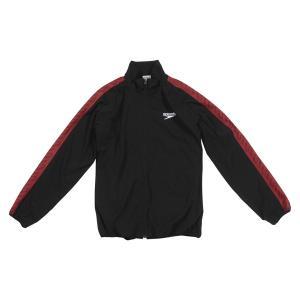 モノグラムウインドジャケット  SPEEDO スピード ウインドウェアー 12FW(SD12F10)|vivasports