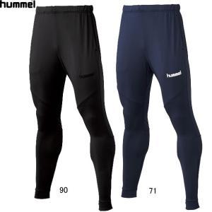 テックパンツ hummel ヒュンメル  ●ジャージパンツ19SS (HAT8001)|vivasports
