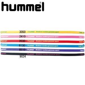 ヘアゴム  hummel ヒュンメル アクセサリー 14SS (HFA9105)|vivasports