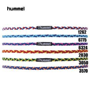 三つ編みヘアゴム  hummel ヒュンメル アクセサリー 14SS (HFA9108)|vivasports