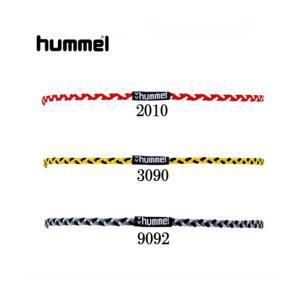 三つ編みヘアゴム hummel ヒュンメル アクセサリー 18SS(HFA9108/2010/3090/9092)|vivasports