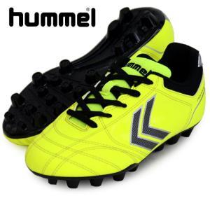 プリアモーレIV Jr. hummel ヒュンメル JRサッカースパイクシューズ 18SS(HJS1114-3290)|vivasports