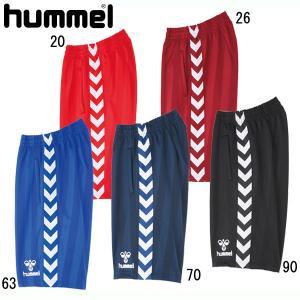ジュニアハーフパンツ  hummel ヒュンメル サッカーウエア 15AW (HJT6069)|vivasports