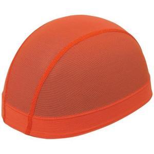 メッシュキャップ (54オレンジ)  MIZUNO ミズノ スイム スイムアクセサリー キャップ (85BA900) vivasports