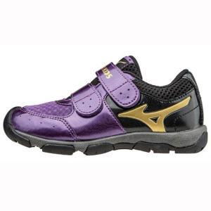 アソビキッズ(キッズシューズ)  MIZUNO ミズノ ミズノの子ども靴 キッズ(サイズ:16〜22cm) (k1gd153768) vivasports