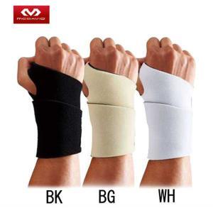 MCDAVID リストサポート(ロゴなし)  手首全体を圧迫サポート。WBCをはじめ、数多くのトップ...