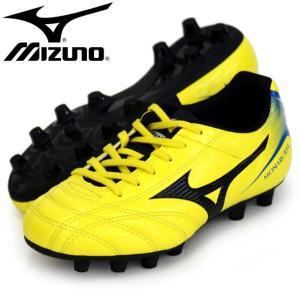 モナルシーダ 2 FS Jr MD MIZUNO ミズノ ジュニア サッカースパイク ワイドタイプ18SS(P1GB182345)|vivasports