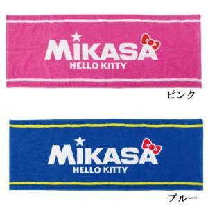 ハローキティコラボタオル 【MIKASA】ミカサ スポーツタオル 19FW (TW-KT) vivasports