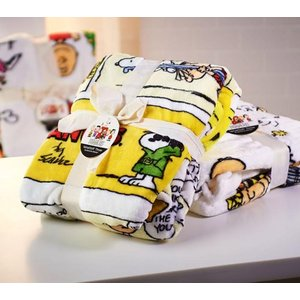 california hills(カリフォルニアヒルズ) Snoopy Blanket|vivi-shop