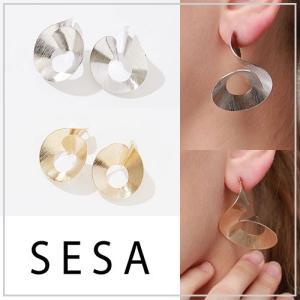 SESA セサ スピンピアス|vivi-shop