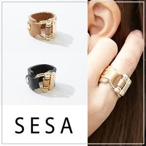 SESA セサ レザーリング|vivi-shop