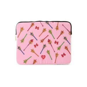 Valfre(ヴァルフェー) Sailor Guardians  Multi Case Pink ピンク パソコンケース マルチケース セーラームーン セーラーガーディアンズ|vivi-shop