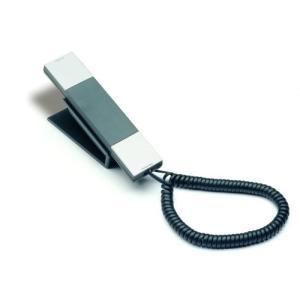 ヤコブイェンセン デザイン電話機 シルバー JACOB JENSEN T-1|vivian4988