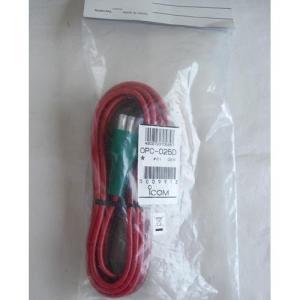 アイコム DCケーブル6Pin(3m/30A) OPC-025D|vivian4988