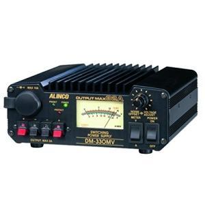 ALINCO 直流安定化電源 スイッチング式 32A DM-330MV|vivian4988
