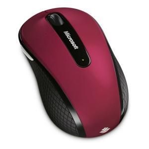 マイクロソフト ワイヤレス・モバイル・マウス 4000/ルビー・ピンク 並行輸入品 vivian4988