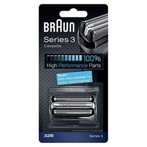 ブラウン シェーバー シリーズ3網刃・内刃一体型カセット32B(F/C32B-6と同等品)並行輸入品|vivian4988