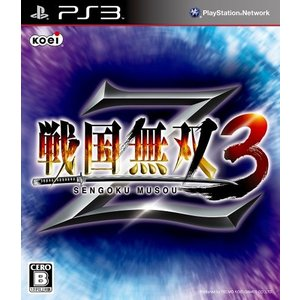 戦国無双3 Z(通常版) - PS3|vivian4988