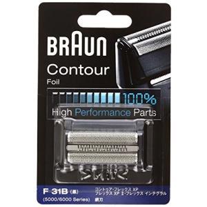 【正規品】 ブラウン シェーバー 網刃 ブラック F31B|vivian4988