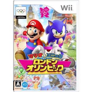マリオ&ソニック AT ロンドンオリンピック - Wii vivian4988