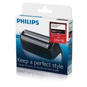フィリップス シェーバー スタイルシェーバー用替刃 QS6100|vivian4988