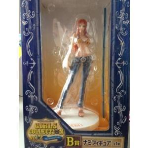 一番くじ ワンピース GIRLS COLLECTION Vol.2 B賞 ナミフィギュア vivian4988