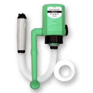 FEEL アウトドアポンプFLP-68(電池式ポンプ)[ポリタンクにつけていろいろ使える!]|vivian4988