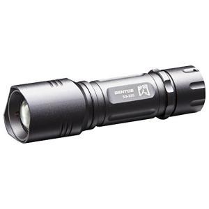 GENTOS(ジェントス) LED 懐中電灯 【明るさ200ルーメン/実用点灯5時間/防滴】 閃 335 SG-335 ANSI規格準拠|vivian4988