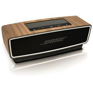 Balolo Bose SoundLink Mini II専用 ウォルナットウッド 木製ケースカバー|vivian4988