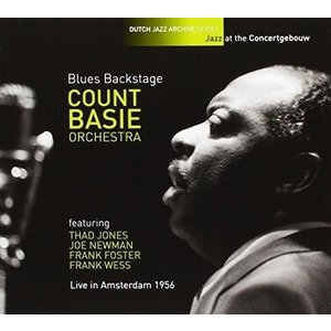 Blues Backstage: Live in Amsterdam 1956