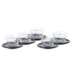 東洋佐々木ガラス 冷茶セット 絵ごよみ 切子揃 185ml 日本製 G070-T246 5個入り|vivian4988