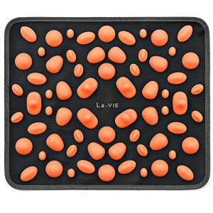 ラヴィ(La・VIE) 本体サイズ(約):幅40×厚3.3×高34cm、重量(約):210g素材:ポ...