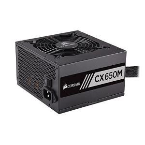 Corsair CX650M 80PLUS BRONZE認定 PC電源ユニット PS628 CP-9...