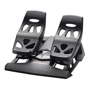 スラストマスター Thrustmaster TFRP Flight Rudder Pedals ペダル PC/PS4対応 [並行輸入品]|vivian4988