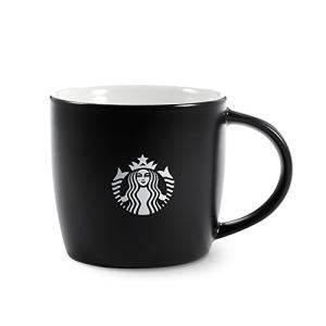 ロゴマグブラック Starbucks スターバックス 300ml|vivian4988